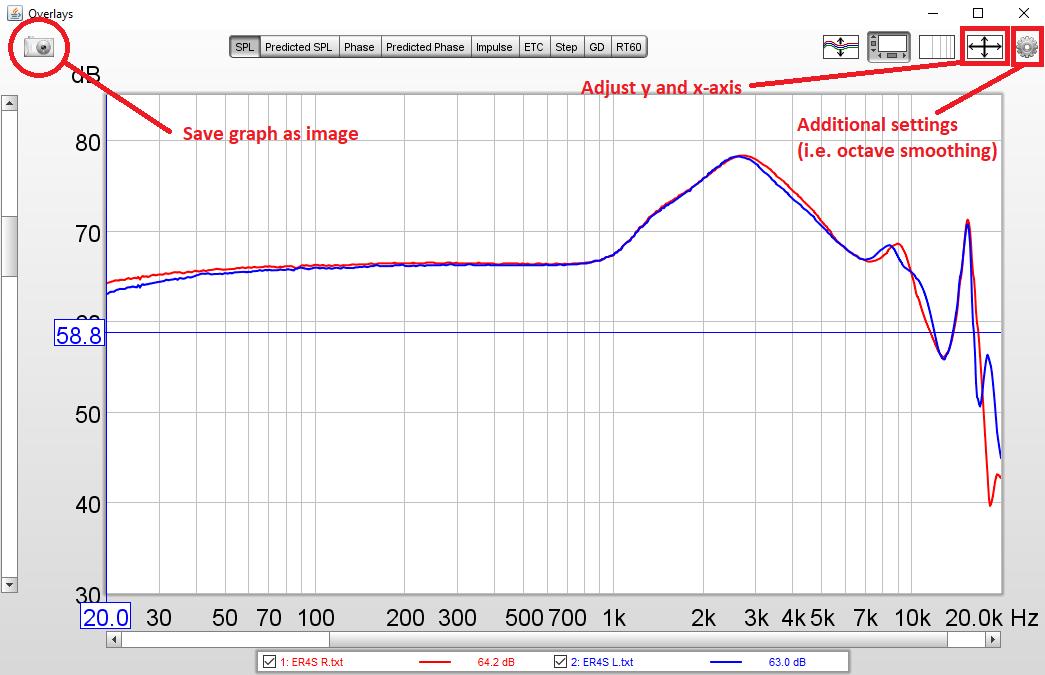 Raw Data Files – In-Ear Fidelity